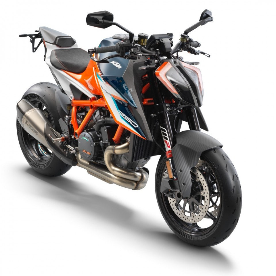 2021 KTM 1290 Super Duke RR to be launched soon